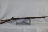 Springfield, ANTIQUE, Model 1808, contract musket, Mfg. by S. Cogswell