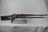 "Springfield, ANTIQUE, Model 1884, Experimental ""Trapdoor"" model, ramrod bayonet, .45-70"