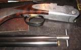 Composed Pair Beretta 28ga 687EELL Cased - 3 of 4