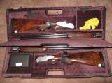 Composed Pair Beretta 28ga 687EELL Cased