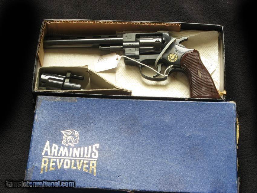 Arminius HW7 22lr/22Mag for sale