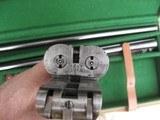Cased Rigby 2 Barrel Set 12 Bore Lightweight Gun - 9 of 9