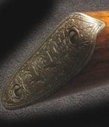 Custom Bruehl Engraved Scoped Mauser 7x57 - 5 of 5