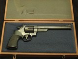 """S&W Smith Wesson Model 57 .41 41 Mag Magnum8 3/8""""Cased"""