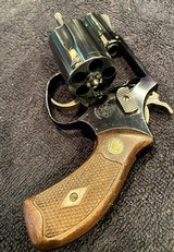 Smith & Wesson Airweight 38 Model 37 Snubbie