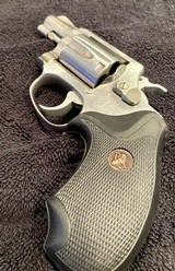 Smith & Wesson 38 Snubbie StainlessModel 60