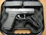 Glock 23 Gen 4 Used W/ Tru-Glow sights