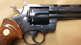 """Colt Python .357 mag 6"""" blue Great Condition - 3 of 4"""