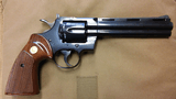 """Colt Python .357 mag 6"""" blue Great Condition - 1 of 4"""
