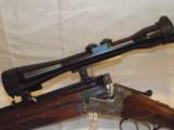 Merkel Model 221E .243 O/U Custom Rifle- 9 of 10
