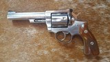 Custom Ruger Security Six