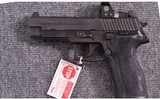 Sig Sauer ~ P226 ~ 9mm - 2 of 2