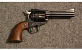 Ruger Old Model Blackhawk .357 Magnum