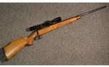 Custom Rifle in .338 Win Magnum