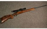 Custom Rifle in .35 Whelen Improved