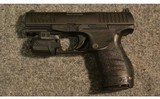 Carl Walther ~ PPQ ~ 9mm Luger - 2 of 4