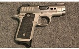 Kimber ~ Micro 9 Rapide ~ 9mm Luger