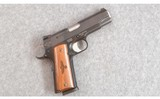 Smith & Wesson ~ SW 1911 PD ~ .45 Auto