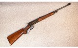 Winchester ~ Model 71 Deluxe Rifle ~ .348 WCF