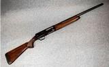Browning ~ A5 ~ 12 Gauge