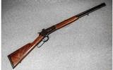 Browning ~ Model 1886 ~ .45-70 Gov.
