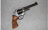 Smith & Wesson ~ .38 Outdoorsman ~ .38 S&W Special - 1 of 3