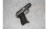 Heckler & Koch GMBH ~ Model HK4 ~ 7.65