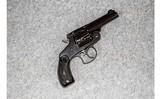 Smith & Wesson ~ Top Break Revolver - 1 of 4