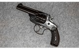 Smith & Wesson ~ Top Break Revolver - 2 of 4