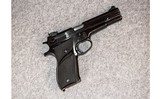 Smith & Wesson ~ Model 52-1 ~ .38 S&W Special