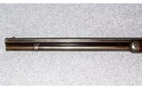 Winchester ~ Model 1886 ~ .38-56 W.C.F. - 13 of 14