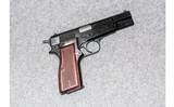 Browning ~ HiPower ~ 9mm