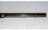 Winchester ~ Model 1886 ~ .38-56 W.C.F. - 6 of 14