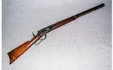 Winchester ~ Model 1886 ~ .38-56 W.C.F. - 1 of 14