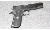 coltseries 80 colt mk iv gold cup national match.45 auto