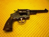 Smith & Wesson 2nd Model Hand ejector .44 target