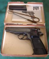 Walther PP 22 LR 1970 Mfg. Boxed - 10 of 11