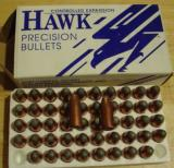Hawk 470 Soft Nose Reloading Bullets
