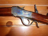 Winchester 1885 22WCF British ProofHigh condition - 8 of 11
