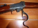 Winchester 1885 22WCF British ProofHigh condition - 7 of 11