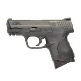 S&W M&P COMPACT 9MM WITH CRIMSON TRACE GRIP - 1 of 4