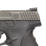 S&W M&P COMPACT 9MM WITH CRIMSON TRACE GRIP - 2 of 4