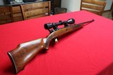 savage model 110 l 30-06 w/ scope