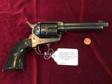 """Colt Single Action Army """"Peacemaker"""" .32 W.C.F. 5 3/4"""" barrel, made in 1903,"""