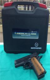 Metroarms, American Classic AMIGO, 1911 45 ACP Hard Box 2 mags papers. - 2 of 4