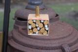 Vetterli 41 rim firesporterizedwith ammo - 7 of 8