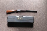 Weatherby Athena D'Italia in 28 Gauge