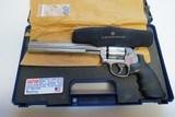 Smith & Wesson M647 17 HMR w/ Leupold M8 -2X