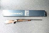 Browning A-Bolt II Medallion in 22-250