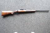 Custom Winchester Model 70 in 6.5-06